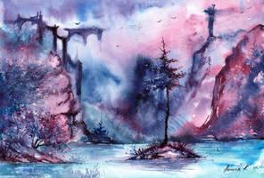 Forgotten world. by AnnaArmona