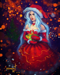 Happy New Year! by AnnaArmona