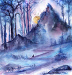 Dark Path. Endless call. by AnnaArmona