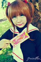 Power of the Heart: Cardcaptor Sakura by yunisuchan