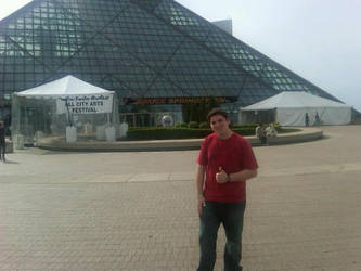 Rock and Roll Hall of Fame 2 by tsunami264
