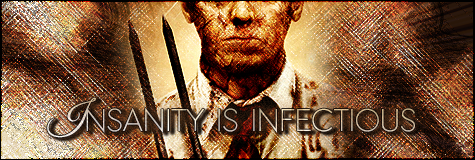 Insanity is Infectious... by babygurl83