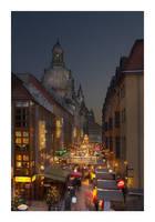 Christmas in Dresden by Torsten-Hufsky