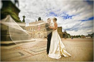 Wedding in Dresden by Torsten-Hufsky