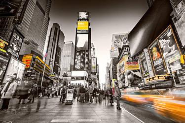 New York City - Times Square by Torsten-Hufsky