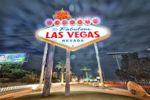 Welcome to Fabulous Las Vegas by Torsten-Hufsky