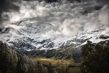 Grossglockner High alpine road by Torsten-Hufsky