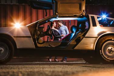 Back to future II by Torsten-Hufsky