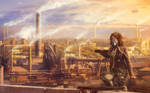 The post apocalyptic_ pollutions by inSOLense
