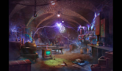 laboratory by inSOLense