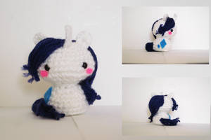 MLP: Rarity by milliemouse579