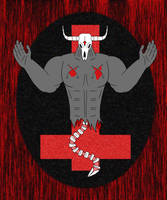 Insanity's Wraith Form(Revamp) by TheDarkOmega