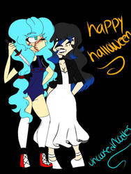 Happy Halloween!~ by uncooked--noodles