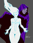 CLOAK and DAGGER by zookeeper02