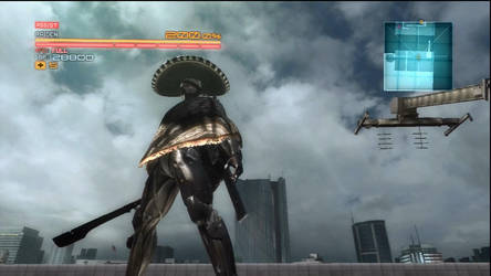Metal Gear Rising Revengeance Screenshots by eagleamf