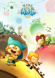 Mini wakfu poster by ntamak