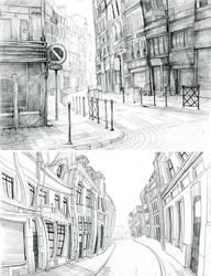 Rue de la clef by ntamak