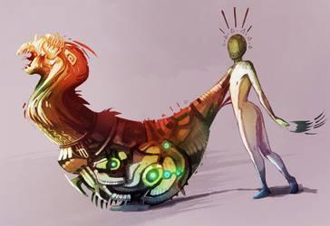 Mutante by ntamak