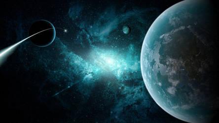 Galactica by LiquidSky64