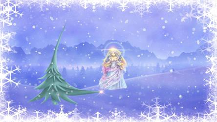 Snowfairy by LiquidSky64