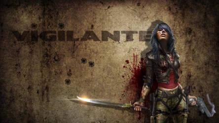 Vigilante by LiquidSky64
