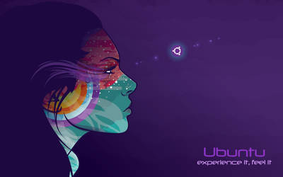 Feeling of Ubuntu by LiquidSky64
