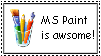 MS Paint Stamp by tory-the-fuzzball