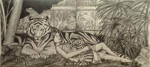 Sleeping by AlidaMorris