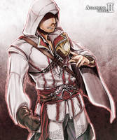 assassin's creed2 by KEISUKEgumby