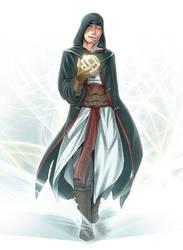 Dark Side Altair by KEISUKEgumby