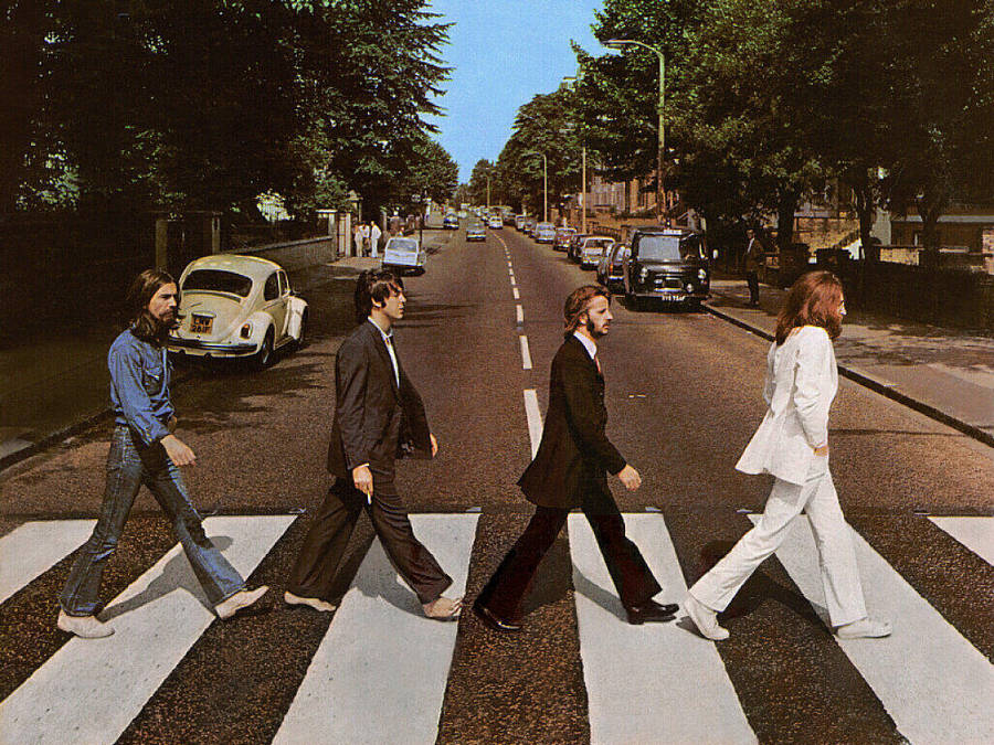 The Beatles: Abbey Road by sunami-knukles