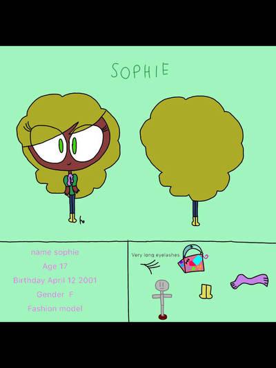 Sopie  (Ref) by Melina361ify