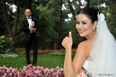 Wedding by nagihanok