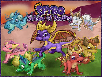 Spyro: Shades of Destiny by Pyreo