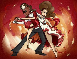 Masochism Tango 2 by Pyreo