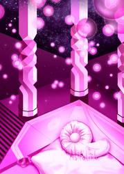 Pink Diamond's Room by snowishtiger