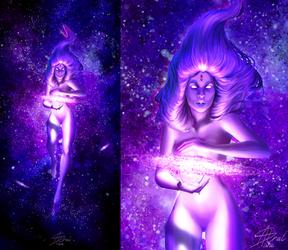 Nebula by snowishtiger