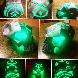 Sea Of Thieves Hateful Bounty Skull 3D Print by GarrettWilliams