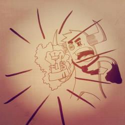 .....powerglove by Mandarx-killed-it
