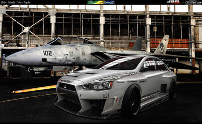 Lancer Evolution WTB2k11 by carl-designer