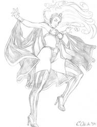 Ororo by Colaffee
