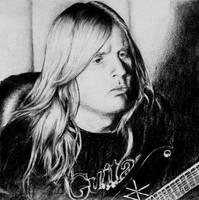 Jeff Hanneman by Achacja