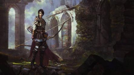 Royal Guard by NikitaMartianov