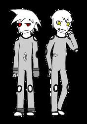 [DSi] Meketa and Aldi by FireSonosuke