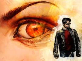 Phoenix X Cyclops by YannWeaponX