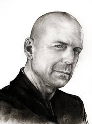 Bruce Willis Final by YannWeaponX