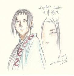 Anotsu Kagehisa by Kei-S