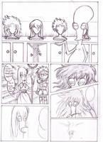 Alien VS SS by Kei-S