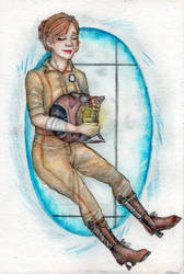 Portal Stories: Mel by Ruinless