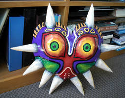 Majora's Mask - Propped up by Geek-Girl-Fi